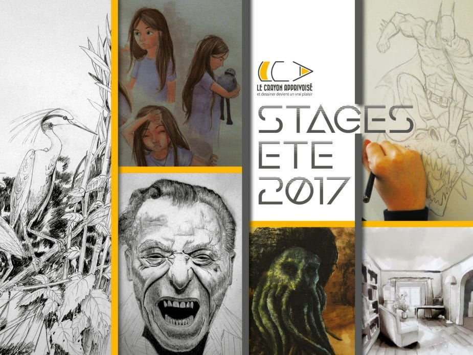 Flyers Stage Juillet 2017-R